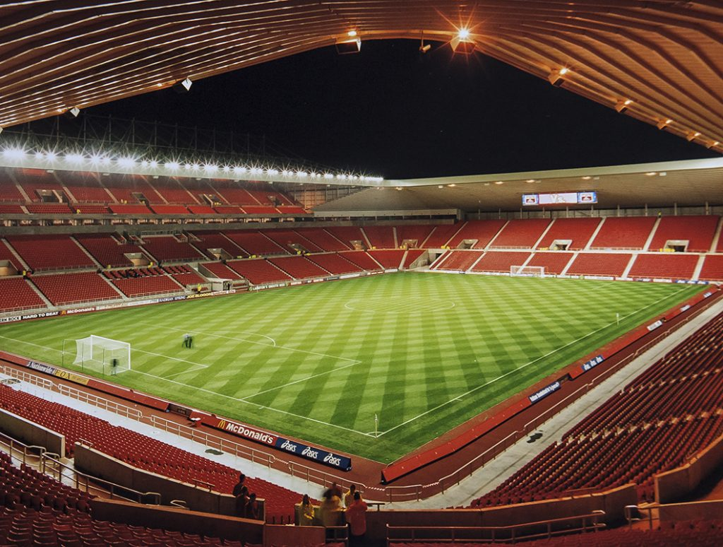 SAFC – THE STADIUM OF LIGHT  WE ARE THE OFFICIAL PHOTOGRAPHER
