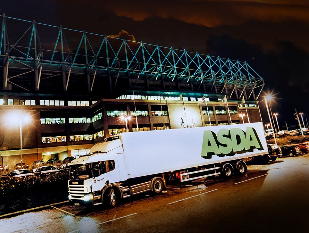 ASDA – OFFICIAL PHOTOSHOOT FOR THE FLEET
