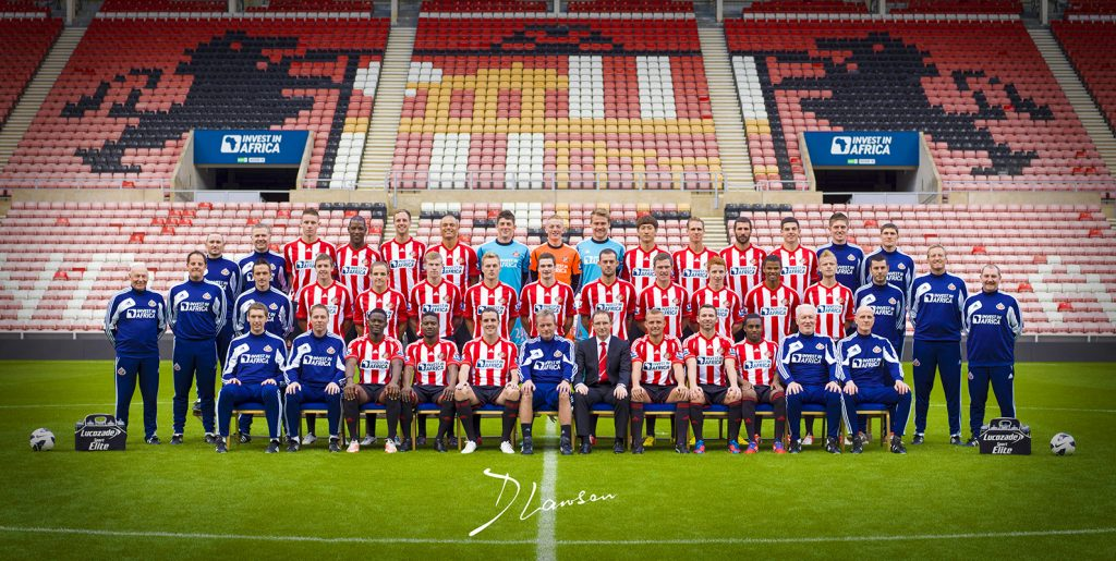 SAFC – OFFICIAL PHOTOGRAPHERS TO THE CLUB